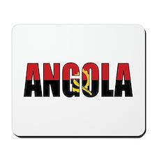 Angola Mousepad