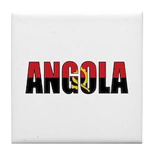 Angola Tile Coaster