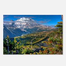 Unique Mount rainier Postcards (Package of 8)