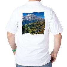 Unique Mount rainier T-Shirt