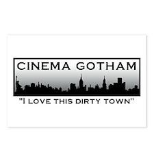 Unique Movie, cinema Postcards (Package of 8)