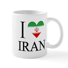 I Love Iran Mug