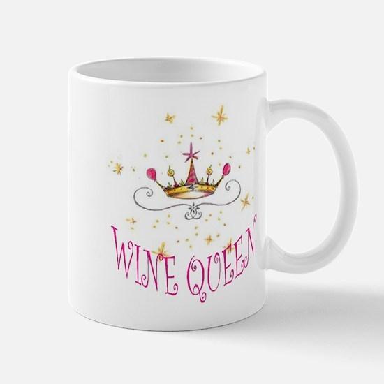 WINE QUEEN Mug