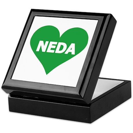 Neda Keepsake Box