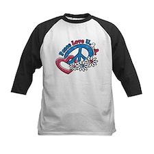Peace Love USA Tee