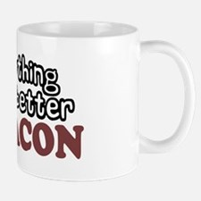 Tastes Better with Bacon Mug