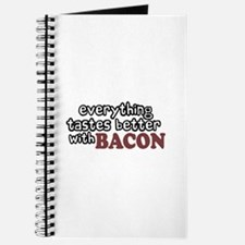 Tastes Better with Bacon Journal
