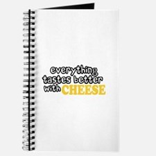 Tastes Better with Cheese Journal