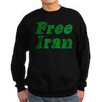 Free Iran Sweatshirt (dark)