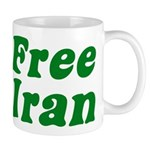 Free Iran Mug