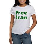 Free Iran Women's T-Shirt
