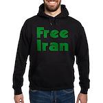 Free Iran Hoodie (dark)