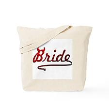 Evil Bride Tote Bag