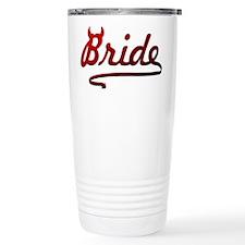 Evil Bride Travel Mug