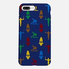 Mens Gymnastics iPhone 7 Plus Tough Case