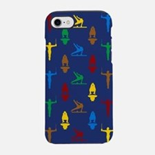Mens Gymnastics iPhone 7 Tough Case