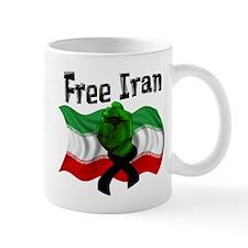 Support Free Iran Protests Mug