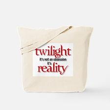 Cute Twilight obsession Tote Bag
