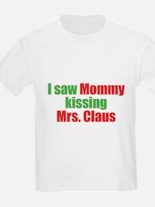 Gay Christmas Kids T-Shirt
