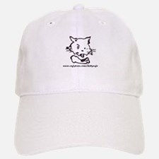 "another ""kittycafe"" Baseball Baseball Cap"