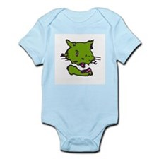 """another """"kittycafe"""" Infant Creeper"""