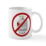 No Propane Mug