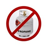 "No Propane 3.5"" Button"