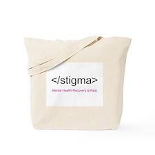 End Stigma HTML Tote Bag