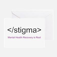 End Stigma HTML Greeting Card