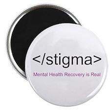 "End Stigma HTML 2.25"" Magnet (10 pack)"