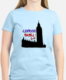 London Baby Friends white T-Shirt