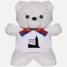 London Baby Friends white Teddy Bear