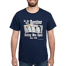 Colt Revolver Men's T-Shirt
