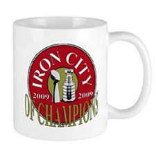 Iron City Of Champions Mug