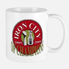 Iron City Of Champions Mug