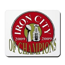 Iron City Of Champions Mousepad