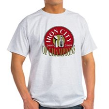 Iron City Of Champions T-Shirt