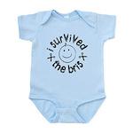 I Survived The Bris Infant Bodysuit