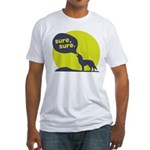 Sure, Sure. Jacob Black Wolf of Twilight Fitted T-