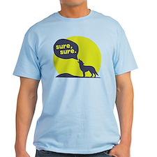 Sure, Sure. Jacob Black Wolf of Twilight T-Shirt