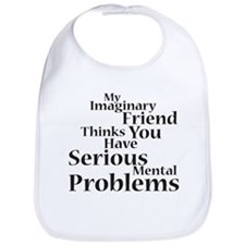 Mental Problems Bib