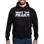 What the Frak?! Hoodie (dark)