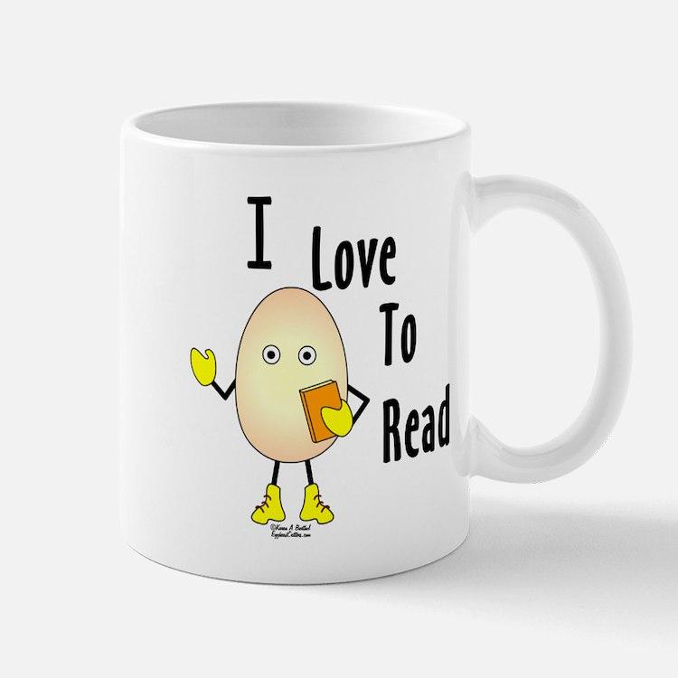 Love To Read Mug