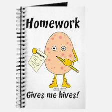 Homework Journal