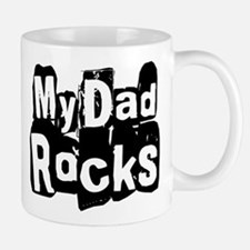 My Dad Rocks Mug