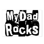 My Dad Rocks Postcards (Package of 8)