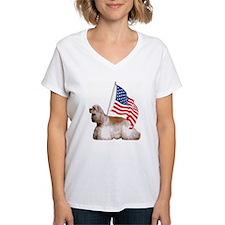 patriotic cocker spaniel Shirt