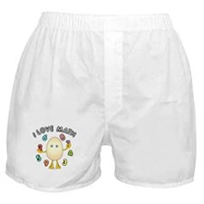 Love Math Boxer Shorts