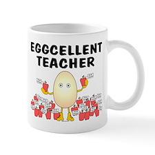 Eggcellent Teacher Mug