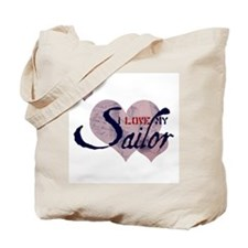 Cool Proud my sailor Tote Bag